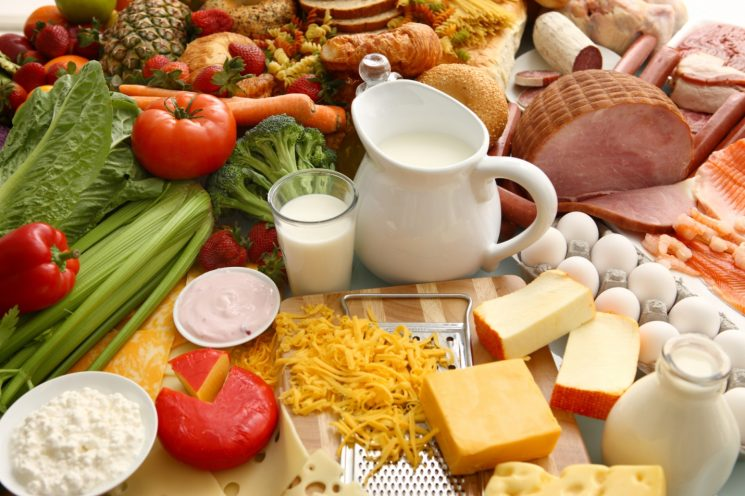 Chế độ dinh dưỡng giúp giảm đau đầu vùng trán