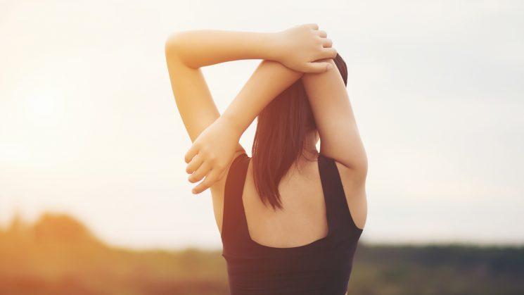 Đau đầu vai gáy do hoạt động sai tư thế
