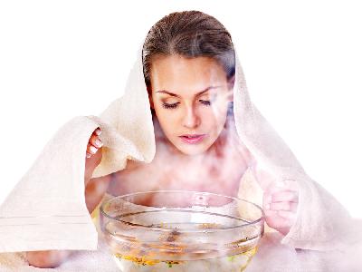 Xông, hít tinh dầu chữa đau đầu - Ginkgo