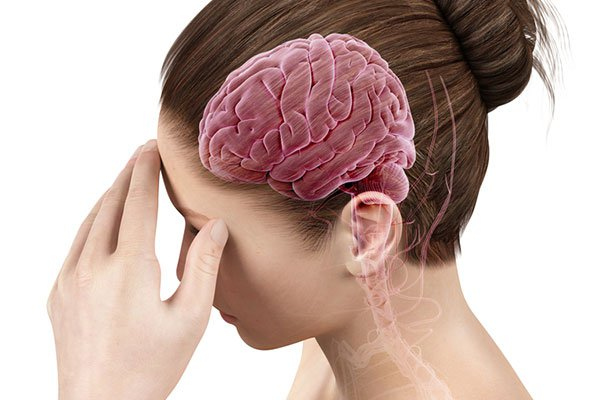 Đau đầu vai gáy do thiếu máu não